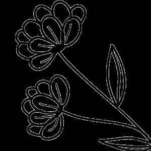 flower accent 3