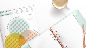 Binder and Planning worksheet